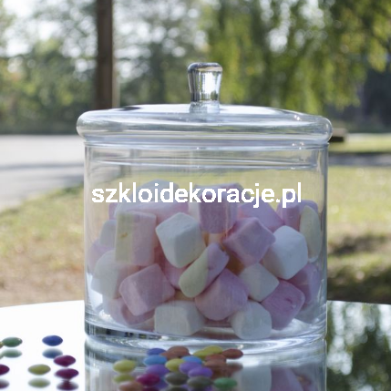 Słoik Ozdobny Candy 17 Cm