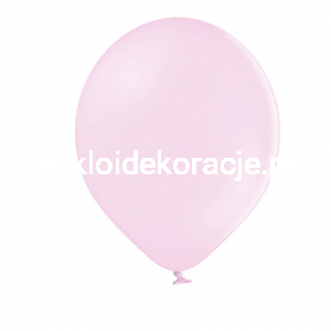 Balony Strong 12cm Pastel Pale Pink 100 szt.