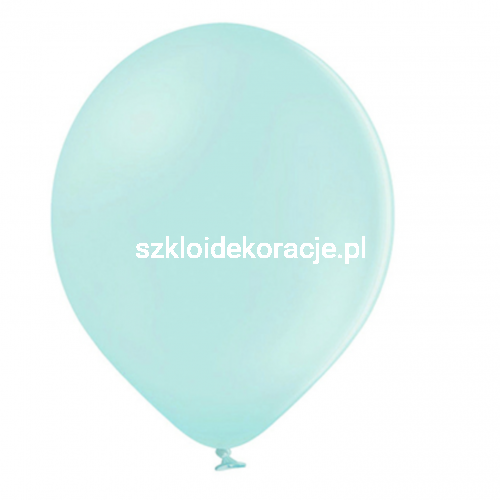 Balony Strong 12cm Pastel Light Mint 100 szt.