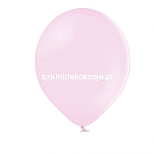 Balony Strong 27cm Pastel Pale Pink 100 szt.