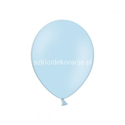 Balony strong pastel baby blue 23cm 100 szt.