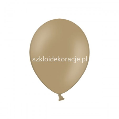 Balony strong pastel cappuccino 23cm 50 szt.