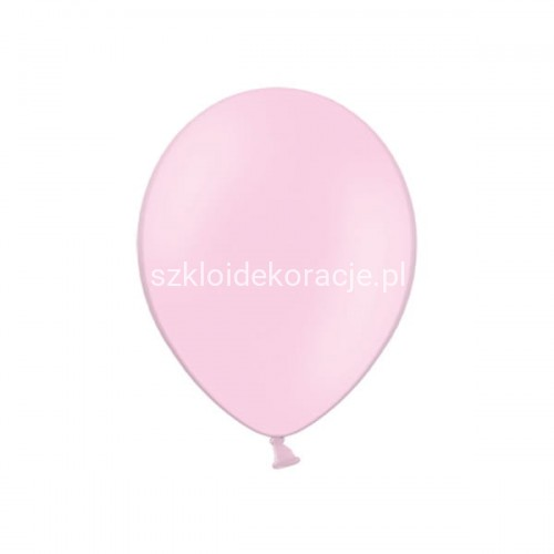 Balony strong pastel baby pink 23cm 100 szt.