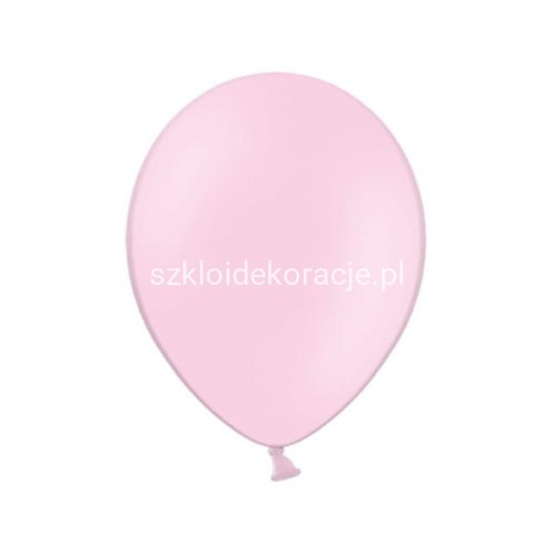 Balony Strong Pastel Baby Pink 23 cm 50 szt.